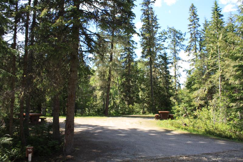 Falls Creek double site