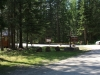 Clearwater Lake campground entrance