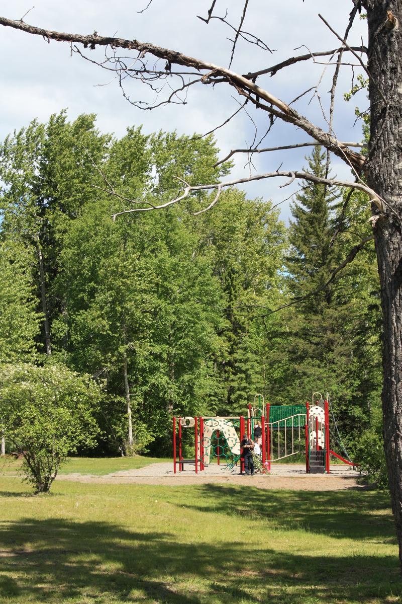 Mahood Lake playground
