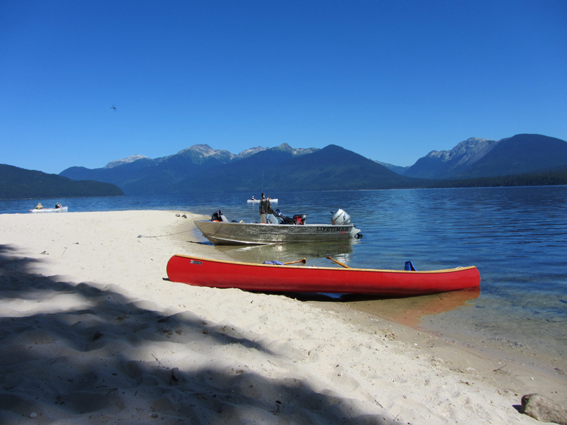 Site 3 - Sandy Point