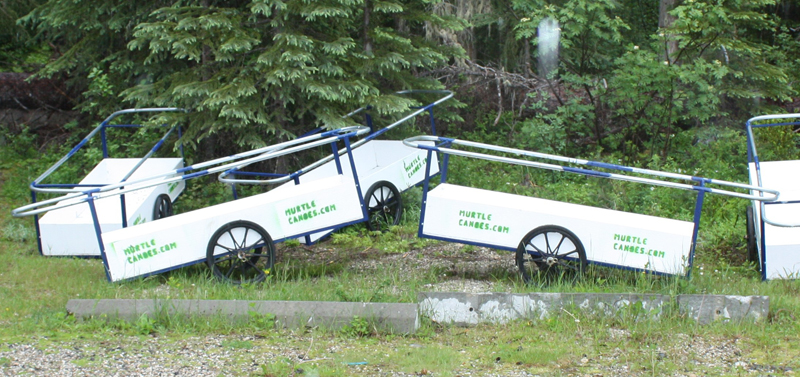 New gear carts
