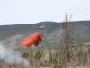 28 km Fire fighting below Battle Mountain