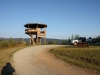 38 km Green Mountain tower