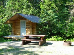 Clearwater Lake Cabin