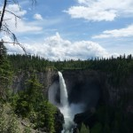 Helmcken Falls - Photo Courtesy of Bradd Tuck